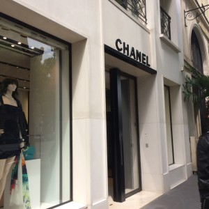 chanel store #1
