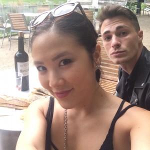 PIcnic selfie